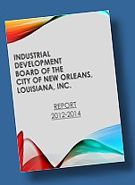 industrial development board of the city of new orleans
